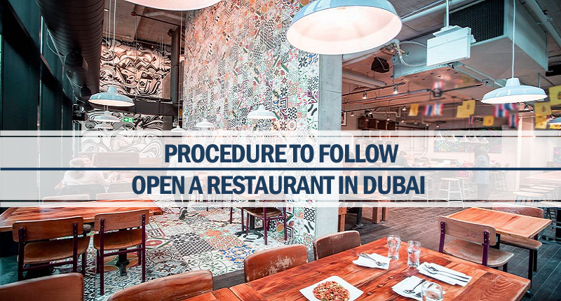 All you need to know before starting a restaurant in Dubai