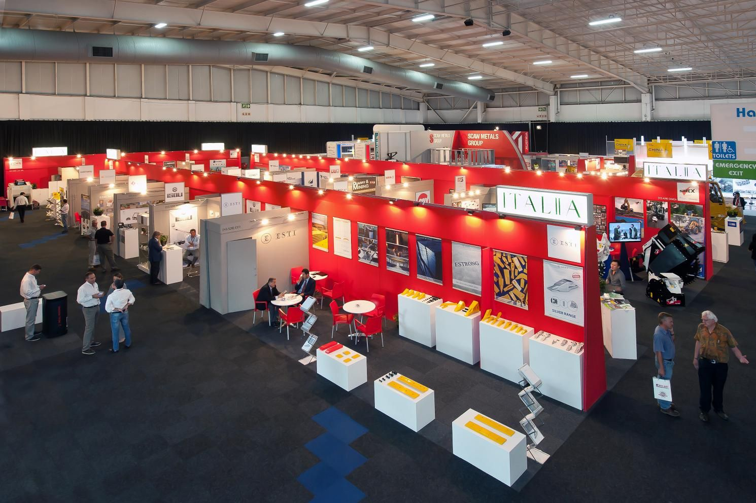 How to find exhibition stand builders that you can trust