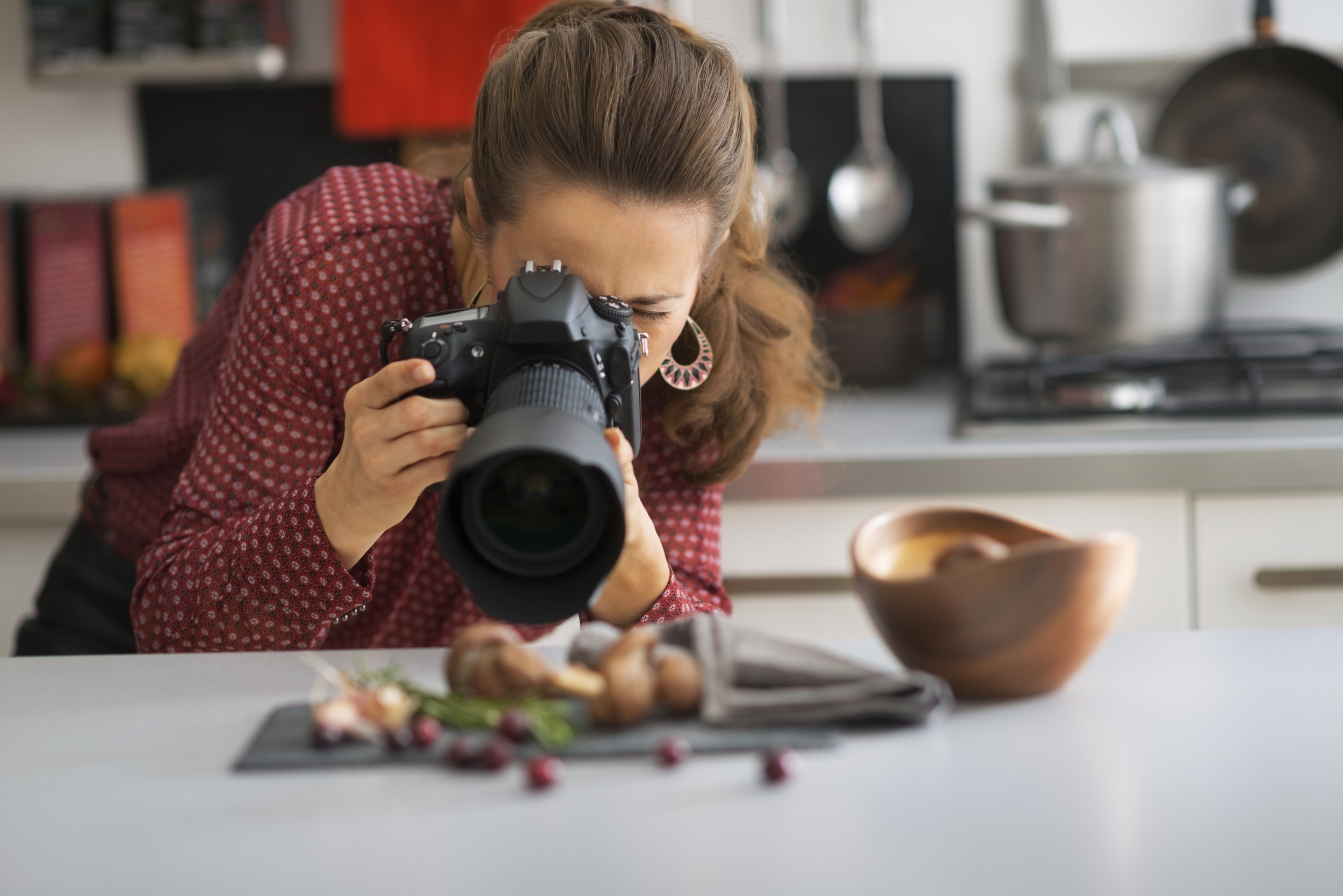 Tips on choosing the best food photographer