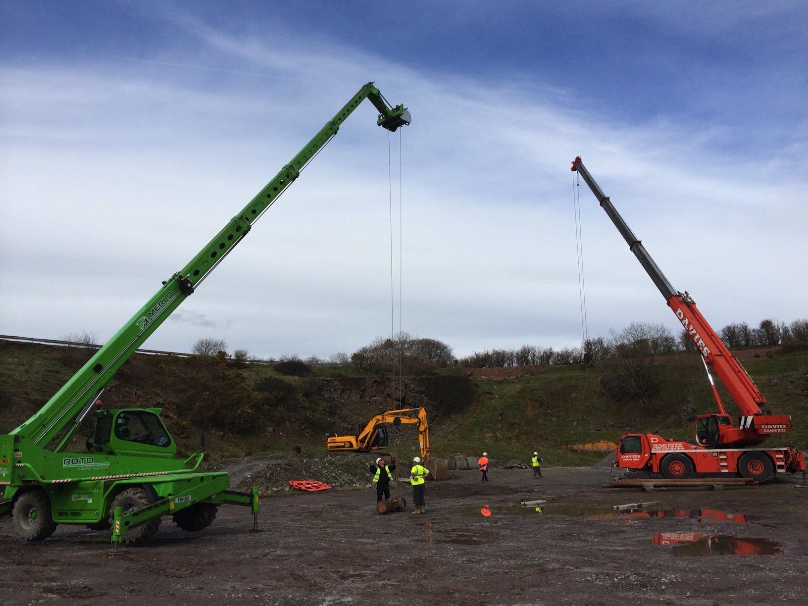 Lifting supervisor training course